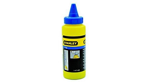 Prasertsteel Chalk Powder Refill Size 4 Oz. (Blue) 47-403