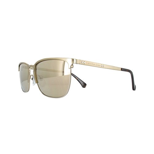 Sonnenbrille Calvin Klein Gold ckj122s Klein Calvin qnBpgWSH