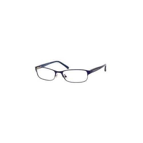 KATE SPADE Monture lunettes de vue AMBROSETTE 0DA4 Satiné/Bleu moucheté 52MM
