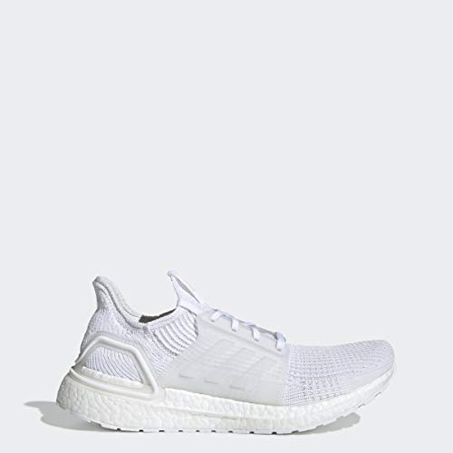 Adidas Running Ultraboost 19 Footwear White/Footwear White/Core Black 9