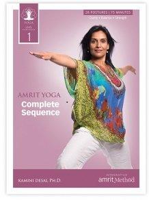 Integrative Amrit Method Yoga - Level 1 Complete Sequence DVD: 28 Postures, 75 Minutes