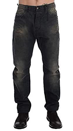 CNC Straight Jeans Pant For Men