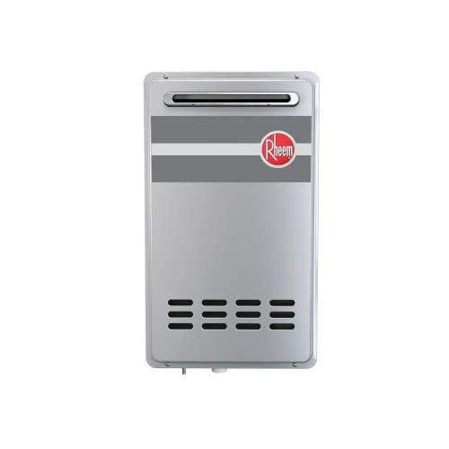 Rheem RTG-84XLP-1 180,000-BTU Outdoor Liquid Propane Tankless Water Heater