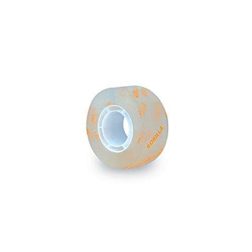 Gorilla Tough Double Sided Mounting 1 Inch Inches, Clear