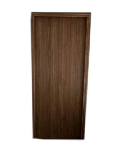 Maruti Door Sunmica Door With 1 Mm Sunmica With 100 Pinewood Brown