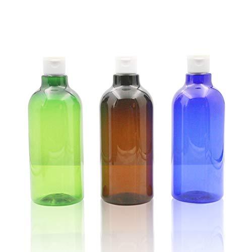 Amazon.com: YyZKO - Botella de plástico vacía de 500 ml de ...