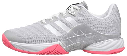 Adidasah2097 Barricade Matte flash Red 2018 Femme white Adidas Silver wp5xWAqBwd