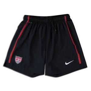 Nike US Boys Away Short Wb (Boys) B0052LHF32ネイビー X-Small