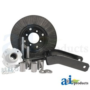 Hardee, Bush Hog Rotary Cutter Tail Wheel Kit Part No: A-12269BH