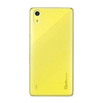 680f5552a0 Amazon | Qua phone QZ・DIGNO A KYV44 ケース カバー [Fitwhiny] クリア ...