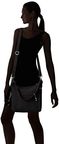 Mujer De Kipling Negro Mano Resistente Bolso Bellamie HUqYp