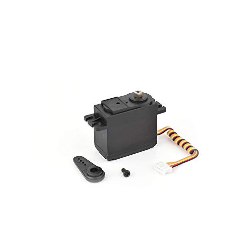 T-Power 9.4KG Metal Gear Servo for 1/10 Wltoys 10428-B2 10428-B 10428-C2 RC Racing Car Truck Model Steering Part Accessories