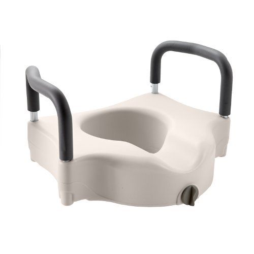 Medline Locking Elevated Toilet Seat product image