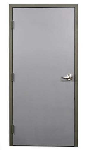 Commercial Steel Fire Rated Entry Doors