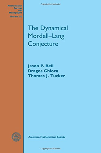 The Dynamical Mordell-lang Conjecture (Mathematical Surveys and Monographs)
