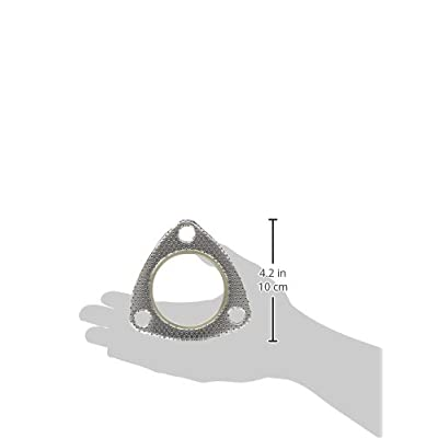 Vibrant 1461 3-Bolt High Temperature Exhaust Gasket 2.25
