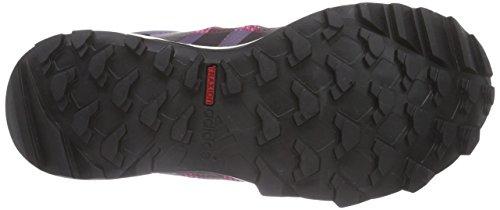 Trail bold core S15 De Pink Femme Black Chaussures st Grau Gris Purple Trail ash 7 Adidas Kanadia Fxnpff