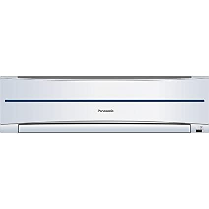 Panasonic 1.5 Ton 5 Star Split AC (Aluminum, CS-KC18RKYT, White)