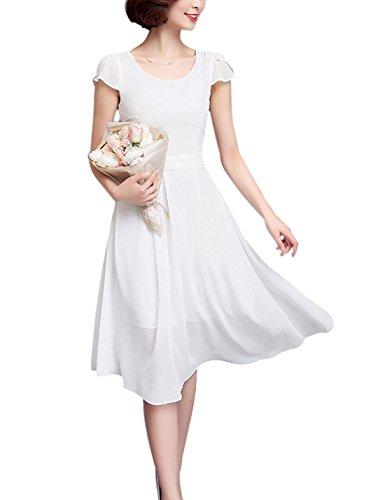 Buy below the knee dresses for juniors - 8