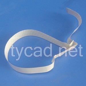C2693-67075 C2693-67026 Carriage flex cable for HP DeskJet 1180C 1220 1280 9300 like original ()
