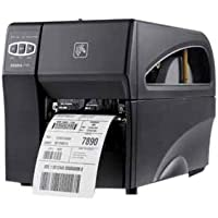 Zebra ZT22042-T01200FZ Industrial Thermal Transfer Tabletop Printer, 203 DPI, Monochrome, With 10/100 Ethernet Connection