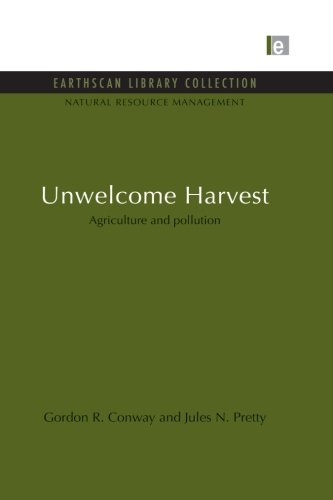 Unwelcome Harvest  Agriculture And Pollution  Natural Resource Management Set