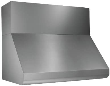 "B001NPRIEW Broan-NuTone E6036SS Internal Blower Range Hood with Light, Exhaust Fan for Kitchen, Stainless Steel, 600 CFM, 36"" 31S8mGKnBHL."
