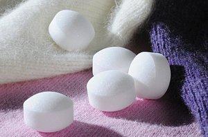 SaleOn Mothball/Naphthalene Balls, 430 g, White-132