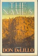 book cover of The Names