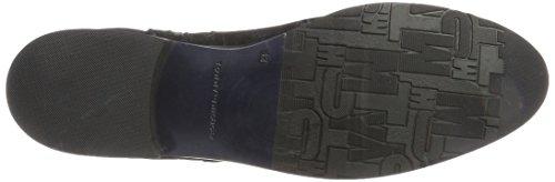 Tommy Hilfiger Damen T1285essa HG 2c Stiefel Schwarz (Black)