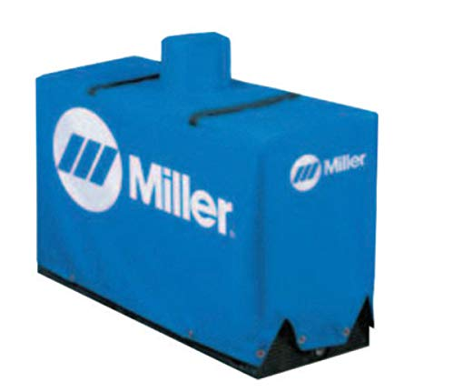Miller Protective Cover With Miller Logo For Bobcat 225 Gas/LP And Bobcat 250 Gas/LP Engine Driven Welders/AC Generators