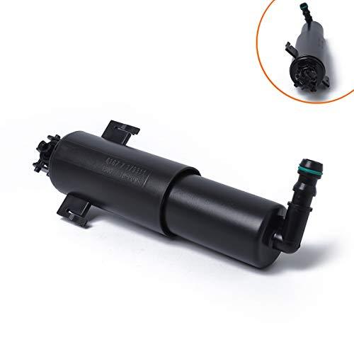 (Wipers Hukcus Headlamp Washer Nozzle Pump Cylinder For B-MW 3 Series E90 323i 325i 325Ci 325xi 328i 330i 61677179311 61674449335)