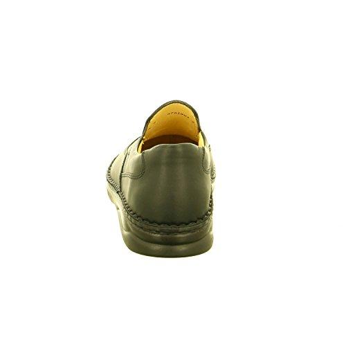 Finn Comfort Carballo - Mocasines de Piel para hombre negro