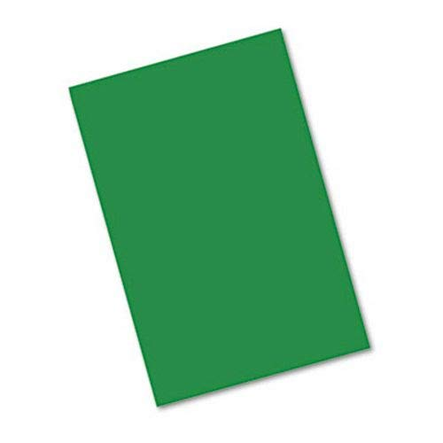 Riverside Construction Paper, 76 lbs., 12 x 18, Holiday Green, 50 Sheets/Pack, Sold as 50 Sheet - Paper 12x18 Green 50 Sheet