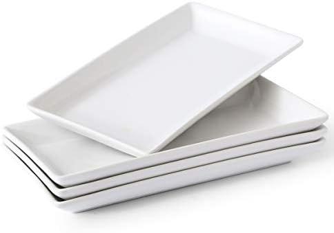 Porcelain Platters Rectangular Microwave Dishwasher product image