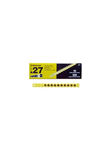 Strip Load Cal 27 - Ramset 4Rs27 Box Of 10 #4