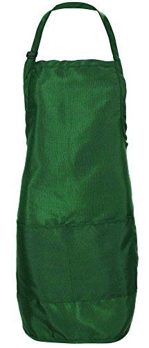 AMC Women Men Multi Pocket Workwear Cotton/Poly Apron 23