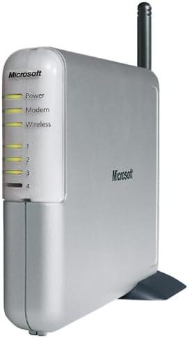 Microsoft Broadband Networking Wireless  Base Station Router MN-500
