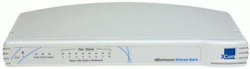 3Com 3C16700A OfficeConnect 8-Port Ethernet Hub ()