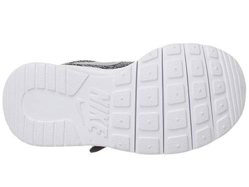 Nike Bébé black Chaussons Grey Mixte wolf white 019 Noir tdv Tanjun PYxrqEIP