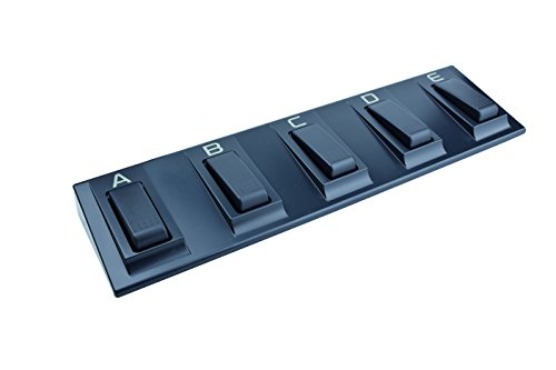 Korg 5-Switch Multi-Function Pedalboard - Korg EC5 (KREC5)