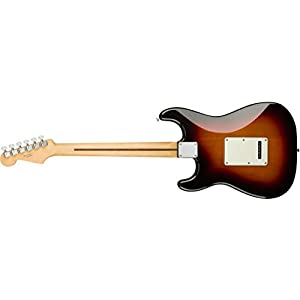 Fender Player Stratocaster, 3 Colour Sunburst, Pau Ferro
