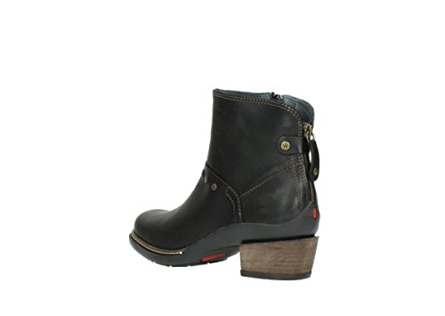 Oiled 50300 00480 Bottes nbsp;Riva Wolky Comfort Leather Brown Yw1qa6C