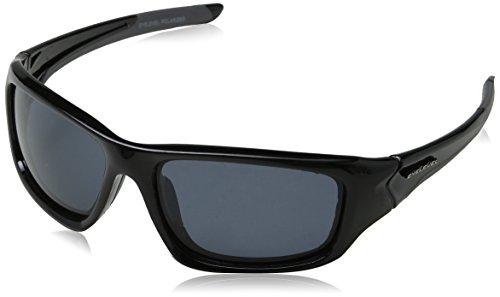 de Grey Black Polarized Eyelevel para Gafas 60 Sol Hombre Negro Coastal 8ZxnF6p