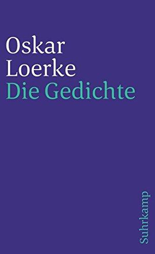 suhrkamp taschenbuch: Die Gedichte: Herausgegeben von Peter Suhrkamp. Neu durchgesehen von Reinhard Tgahrt