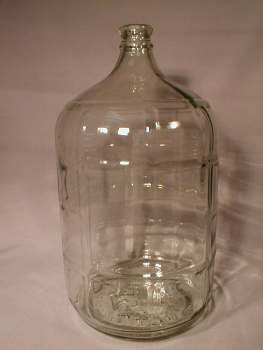 5 gallon glass water bottle - 2