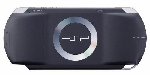 Sony Handheld Playstation PSP-1001 v3.30 Black Renewed PSP1001