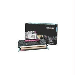 Lexmark - Magenta - Original - Toner Cartridge Lrp - For X746de, 748De, 748Dte