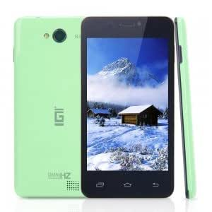 "YM-M998 4.5"" Android4.3.2 OS MTK6572T Dual Core 1.2GHz Bar Smart Cellphone Green (US Standard)"