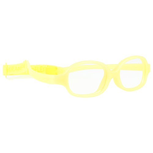 Miraflex Baby Plus Kids Eye Glass Frames | 39/14 | Yellow Pearl | Age:2-5 Yrs.